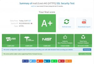 SSL Security Test